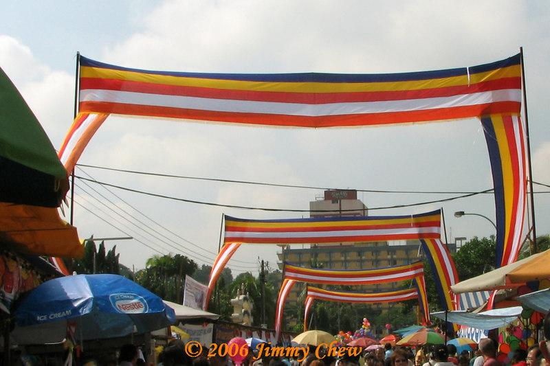 Along Jalan Berhala