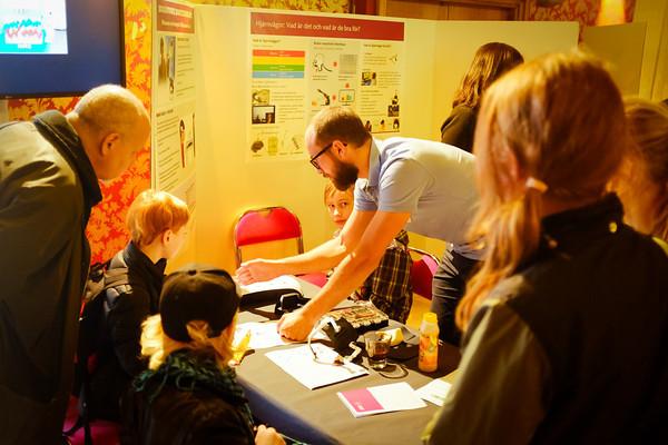 ForskarFredag 2013 i Stockholm