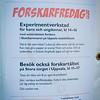 ForskarFredag 2011 i Uppsala