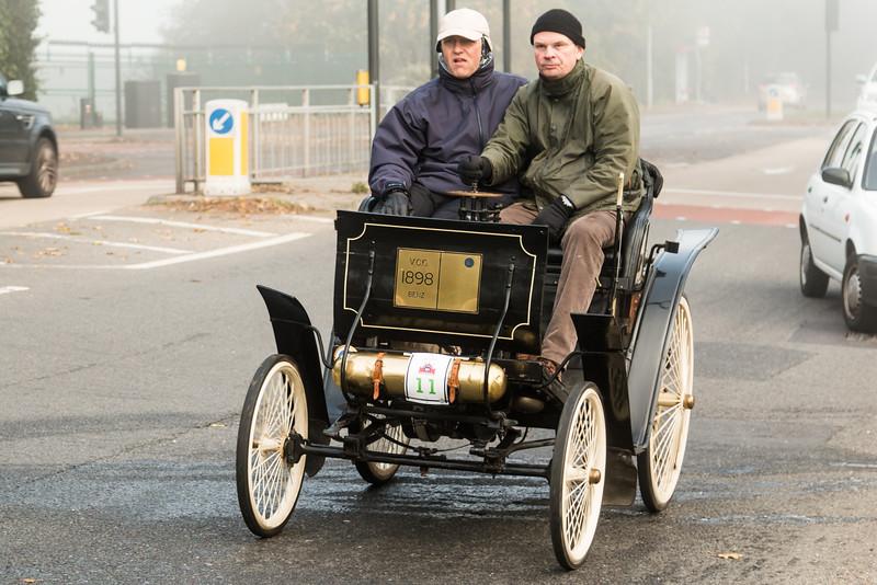 1898 Benz Phaeton