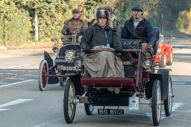 1903 Stevens-Duryea Stanhope