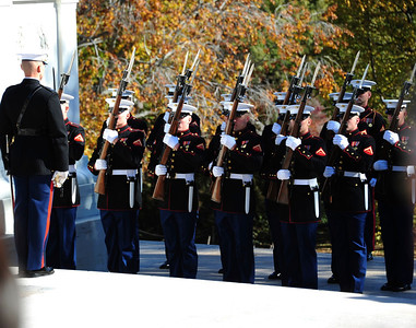 United States Marines Color Guard