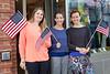 IMG_8453 Lisa Domagala, Alyssa Valove and Debbie McKay