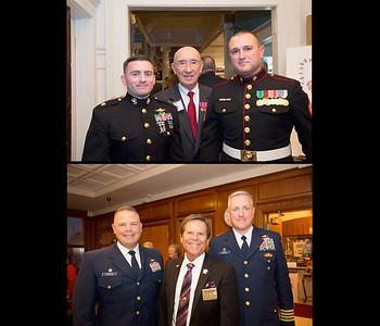 Veterans Day Dinner 2017 Album Proofs