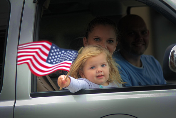 Veterans Day Parade 2015-11-08 in High Point, NC