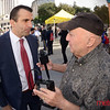 San Jose Mayor Sam Liccardo speaks to KGO radio