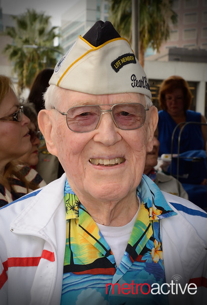 Pearl Harbor Survivor
