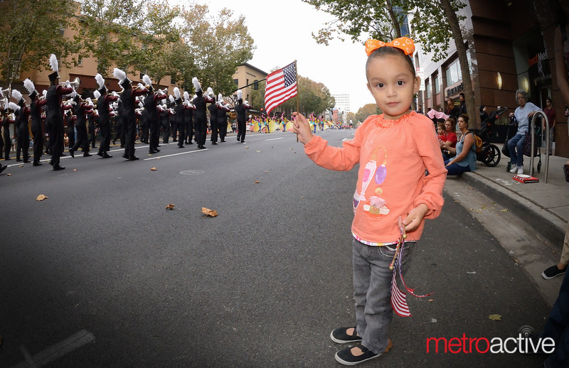 2016 San Jose Veteran's Parade ~ 11 Nov 2016