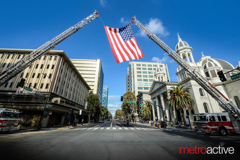 PHOTOS: Veterans Day Parade