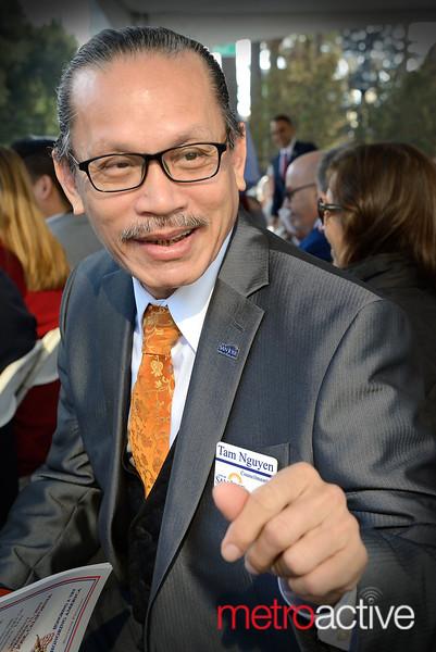 San Jose Councilmember Tam Nguyen
