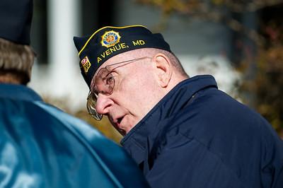 Veterans Day Parade Leonardtown 11/11/10