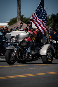 Veterans Day Parade - San Diego, Calif.