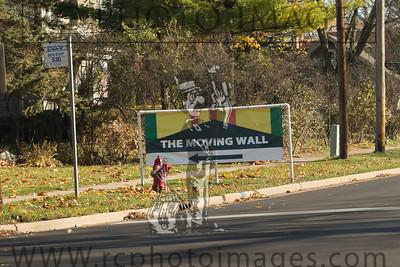BNSF overpass Seminary Kellogg St.