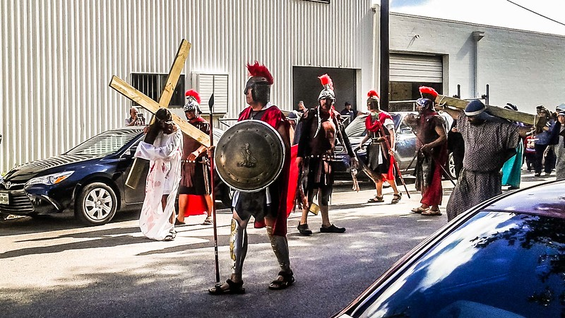 Via Crucis - Photos