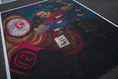 Victoria International Chalk Festival 2015