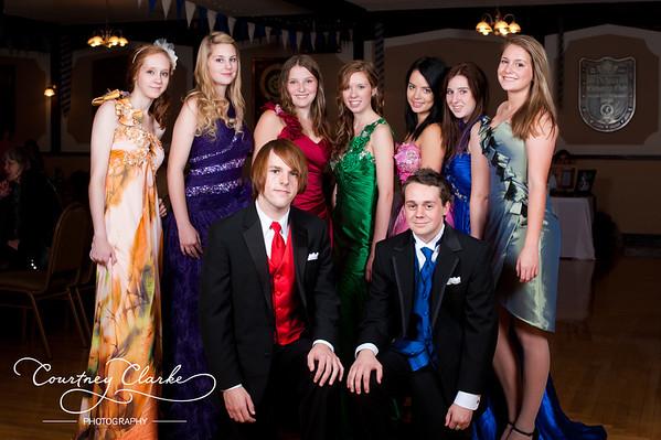 Victoria Prom Expo 2011 | Fashion Shows