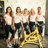 Lily Aldridge,Alessandra Ambrosio, Martha Hunt, Elsa Hosk and Lais Ribeiro