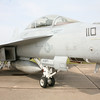Another view of the F/A-18