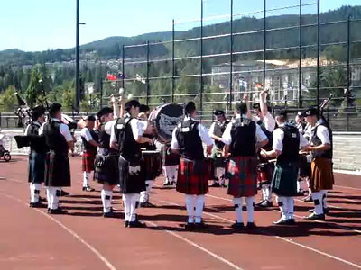 Video Clips -  BC Highland Games 6-08