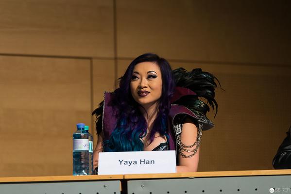 Vienna ComicCon Cosplay Contest - Yaya Han