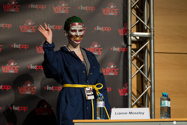 Vienna ComicCon Cosplay Contest - Lianne Moseley