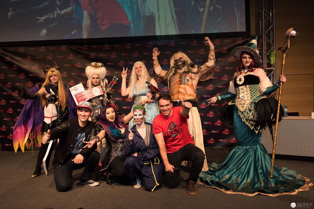 VIECC Championships of Cosplay