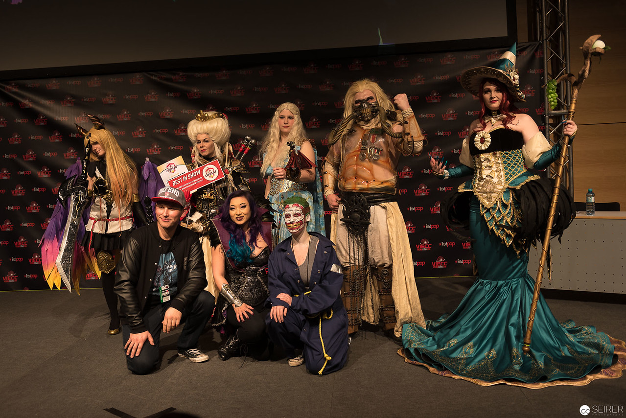 VIECC Championships of Cosplay