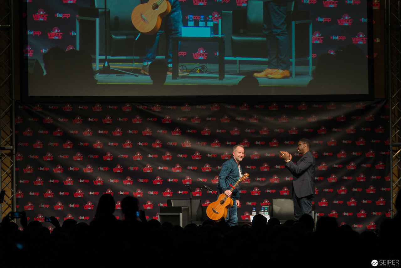 Billy Bodyd @ Vienna ComicCon 2016 VIECC