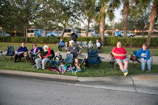 Viera Light Parade 2017