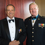 "Chicago Vietnam Veterans Memorial Fund Education Center Gala<br /> Chicago Hilton<br /> Saturday August 10 2013<br /> <br /> VIP's<br /> Medal of Honor: Sammy L. Davis<br /> Bill Kurtis<br /> Jan Scruggs<br /> Coronel David Sutherland<br /> John T Coli<br /> Micharl ""Mick: Yeager<br /> Kimberly M. Mitchell"