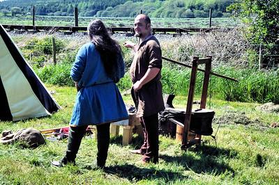 Viking Specials at the Downpatrick & County Down Railway 2009