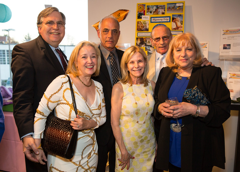 5D3_1846 (top) Bill McCoy, Marc Satenberg and David Lee (bottom) Donna McCoy, Jeanne Dietrich and Gail Gallante
