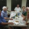 clockwise: Jimmy Menagias, Hilda Wardwell, Alice & Ron Veltman, Julia & Mike Quinn, Anna Menagias Photos courtesy of Kent Ward