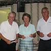Ron Veltman, Eva Wernicke, Jim Schauf, Ginny Bennet (missing) - 1st place winners Photos courtesy of Kent Ward