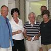 Bob Shafer, Christine Murphy, Egon Rahmacher, Elvera Flynn - 2nd place winners Photos courtesy of Kent Ward