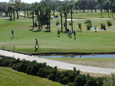 Largo Golf Club - Kick golf