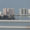 View from Belair Causeway - looking toward Sand Key condos
