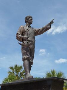 Clearwater Beach, FL, Sugar Sand Sculptures.
