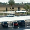 Replacing car port roof - damaged by hurricane Irma