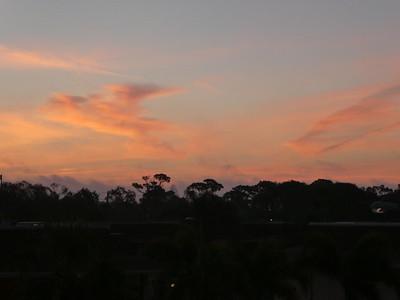 Largo sunrise - from building 5