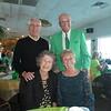 John and Donna; Irv and Joan