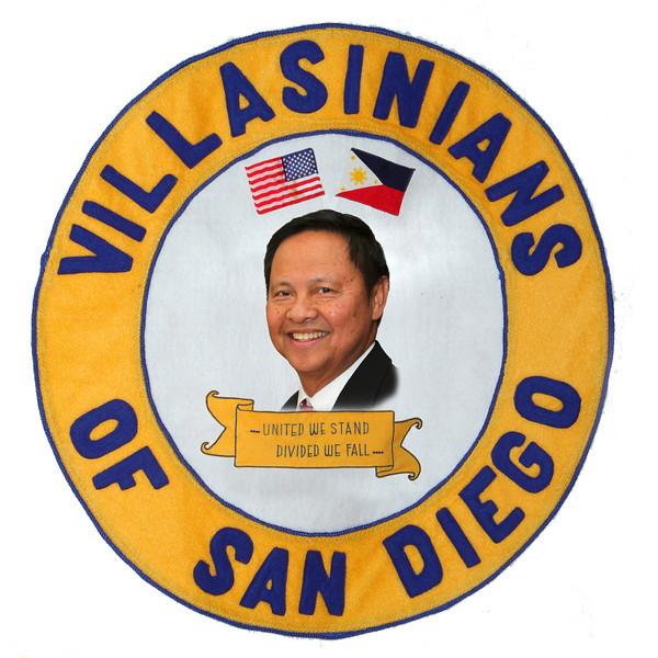 Villasinians president Nick