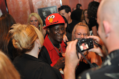 Flavor Flav, pictured here, is an American  rapper, television star, and member of the rap group Public Enemy. Public Enemy's hype man, Flavor Flav, has a new memoir titled Flavor Flav: The Icon The Memoir which reveals some of the reality star's most private past experiences. One of the more interesting anecdotes is the fact that he spent $2,600 a day on drugs for 6 years which is about $6 million dollars. Flavor Flav is very lucky to be alive.He did get clean after moving away from New York proving it's never too late to start over. Photograph by Las Vegas photographer Mark Bowers.