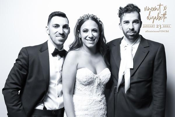 Vincent & Elizabeth's Wedding