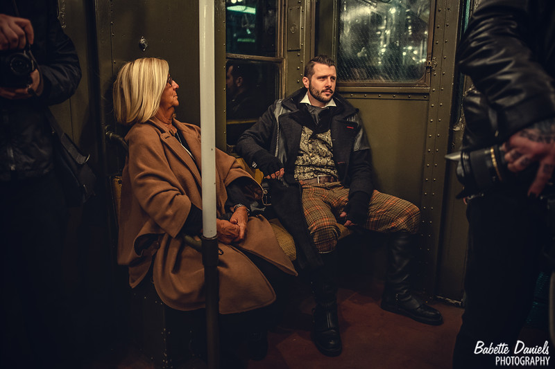 Vintage Train Ride - Dec 2, 2018
