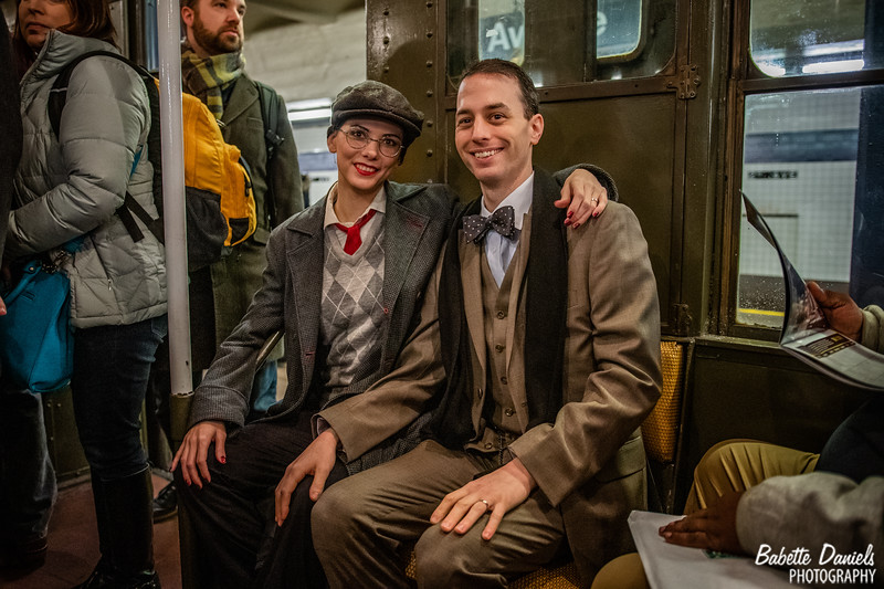 Vintage Train Ride - Dec 9, 2018
