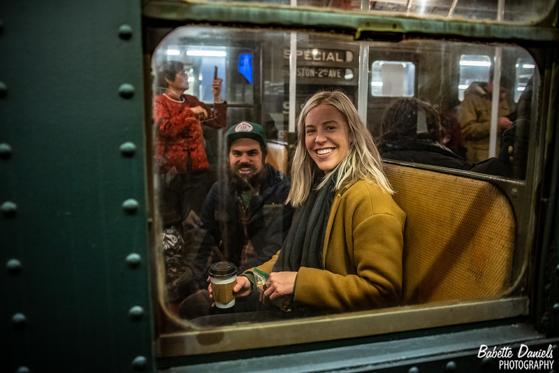Vintage Train Ride - Dec 9, 2018