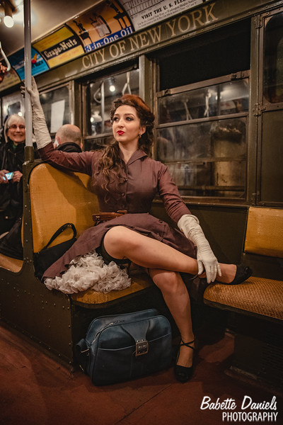 Vintage Train Ride - Dec 16, 2018