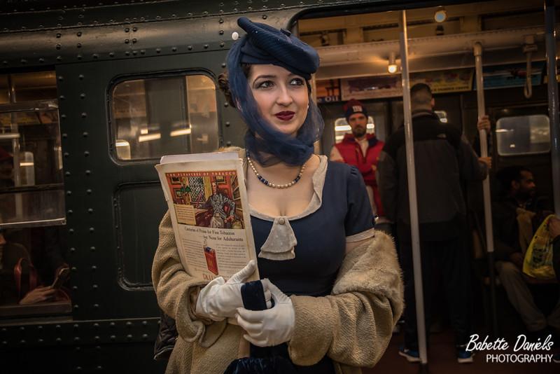 Vintage Nostalgia Train - 2016