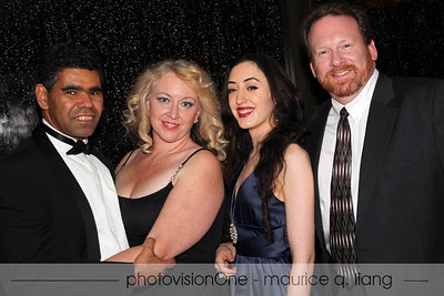 Marco, Shelly, Alyssa, and Randy.